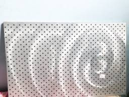 Quadro Metálico Mural estrelado para fotos