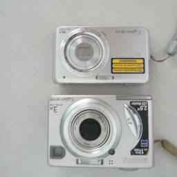 Título do anúncio: Vendo estás duas Máquinas fotógraficas