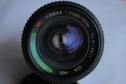 Lente Maginon Zoom 35-70mm F3.5~4.5 Macro para Minolta System