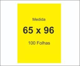 Cartaz Oferta - Amarelo 65 x 96 cm ( 100 folhas )