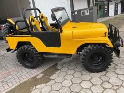 Jeep Willys 78 Impecável
