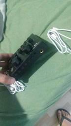 mini mesa de som live sound card v8 bt