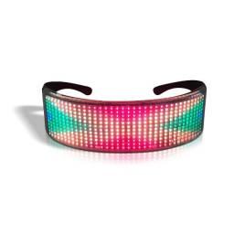 Título do anúncio: Óculos de Led Festa Bluetooth - Shining Glasses