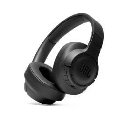 Fone Jbl Tune 750Btnc Bluetooth Sem Fio Fone Ouvido Cancelamento Ruído Conexão P2 Wireless