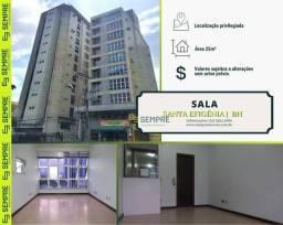 Título do anúncio: Sala à venda, 25 m² e 01 vaga - Santa Efigênia - Belo Horizonte/MG