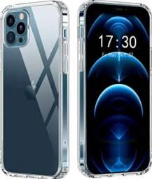 Capa Clear Case Acrílico iPhone 11,11 Pro,11 ProMax, 12 ,12 Mini, 12 Pro , 12 ProMax