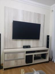 Home (painel + rack)