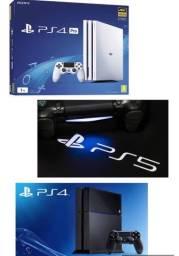 PS4 PS4 PRO PS5 SEMI NOVO TEMOS TODA LINHA DE PRONTA ENTREGA