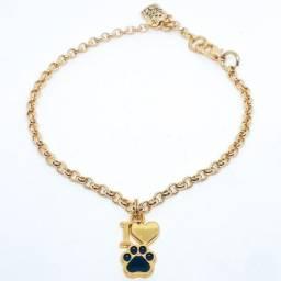 Coleção Colares Requinte Chic Pets ( colares em correntes para cães )