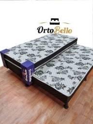 Título do anúncio: cama box com auxiliar por apenas 340,00