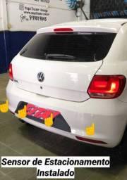 Sensor de estacionamento para todos os veículos