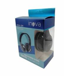 Fone Headphone Stéreo Sem Fio Bluetooth Mp3 Radio Am/fm
