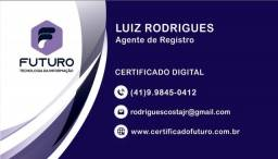 Título do anúncio: Certificados digital