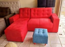 Sofa novo direto de fabrica