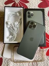 iPhone 11 Pro 64gb / Tela 5.8'' / 12MP / iOS 13 ACEITO TROCA E CARTAO DE CREDITO