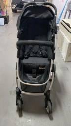ÓTIMA OPORTUNIDADE!! Vendo carrinho de bebê EPIC LITE com bebê conforto completo