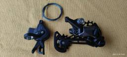 Título do anúncio: Kit Deore M6100 12V Novo