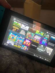 Título do anúncio: Nintendo Switch desbloqueado 64Gb