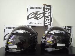 Novo capacete fechado Protork New Liberty 4