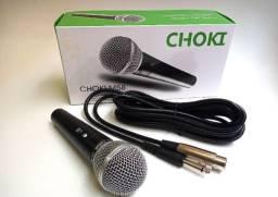 Microfone Vocal Choki Lendário M-58