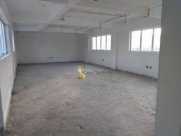 Título do anúncio: Laje para alugar, 100 m² por R$ 5.000,00/mês - Vila Mathias - Santos/SP