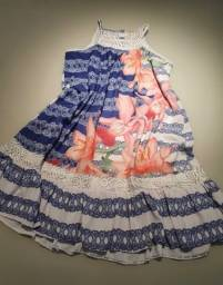 Vestido infantil feminino