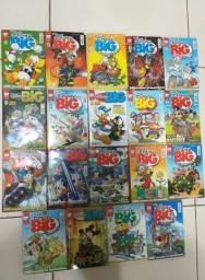 Lote de HQs Disney Big