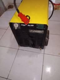 Máquina de solda Esab 456 amperes
