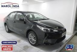Toyota Corolla Gli Upper Impecável 1.8 Aut. Cvt- 2019