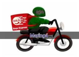 Título do anúncio: Vagas para Motoboy e Motogirl