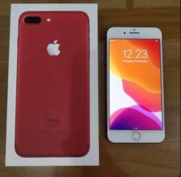 iPhone 7 Plus 128gb completo 3 meses de garantia