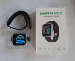 Smartwatch D20 Relógio Inteligente Android e IOS