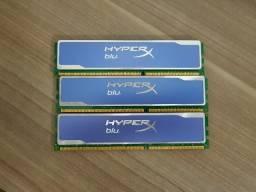 8gb Ram Hyper X Ddr3 1600mhz - Melhor Preço