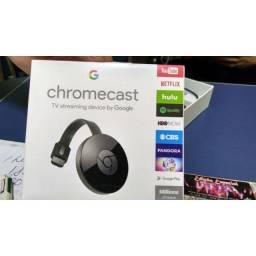 Chromecast transforme sua tv em smart