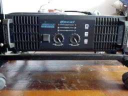 amplificador potência 1000 rms (sonorização)