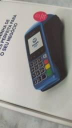 Vendo maquininha de cartão de crédito nova