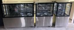 Conjunto estufa Fria e aquecida - novas nunca usadas
