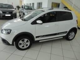 Volkswagen Crossfox 1.6 mi branco 8v flex 4p manual 2011