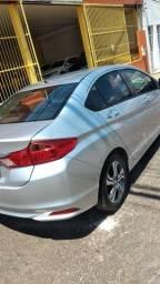 Título do anúncio: Honda city ex automático 2015 único dono