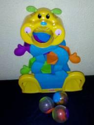 Brinquedo interativo e musical Fisher Price