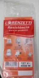 Resistencia Lorenzetti 4500w - 127v