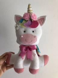 Título do anúncio: Unicornio em feltro