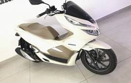 Honda Pcx 150 Honda Pcx 150 Dlx Abs C/ 13.515 Mil Km 2019 - Moto Linda