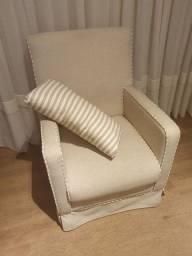 Poltrona Amamentação Cadeira Amamentação Sofá