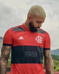 Camisa Flamengo - Home 2021