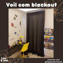 Título do anúncio: Voil com blackout 3