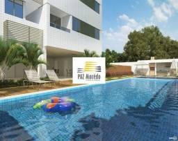 Título do anúncio: Ótima oportunidade no Barro 03 quartos, 01 suíte, 64 m², varanda, lazer completo, 01 vaga
