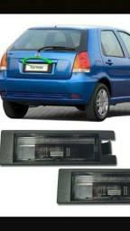 Lanterna de placa pra vários modelo de carro aceito cartão!
