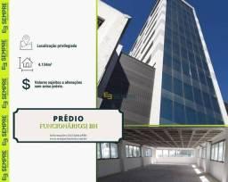 Título do anúncio: Prédio para alugar, 4.134 m² - Funcionários - Belo Horizonte/MG