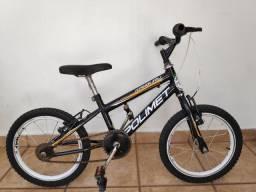 Bicicleta aro 16 Polimet